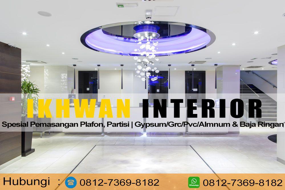 Harga Baja Ringan Per Meter Lampung Pin Di Jasa Pemasangan Plafon Material