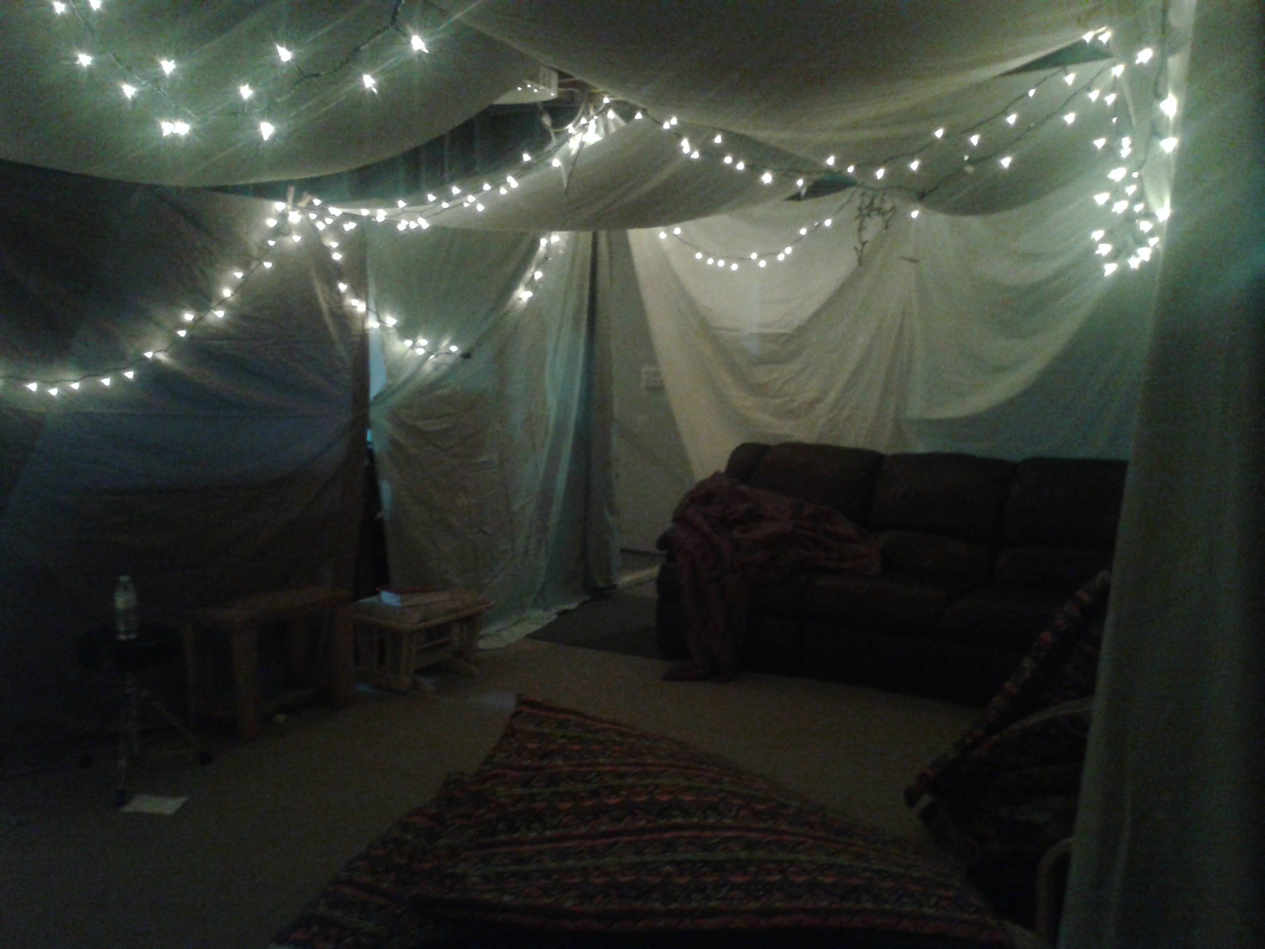 Blanket Fort Room