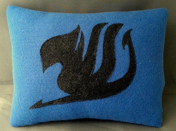 Fairy Tail Guild Symbol inspired Handpainted by LLsCreations83  #Etsy #FairyTail #anime #otaku #kawaii #nerd #geek #pillow #plush #guildsymbol #guild #natsu #lucy #greyfullbuster #handmade #handicraft #craft #ShopSmall #Smallbusiness #handpainted #plushie