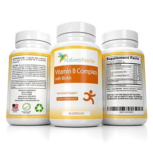 BComplex Multivitamin Formula includes Vitamins B6 B12