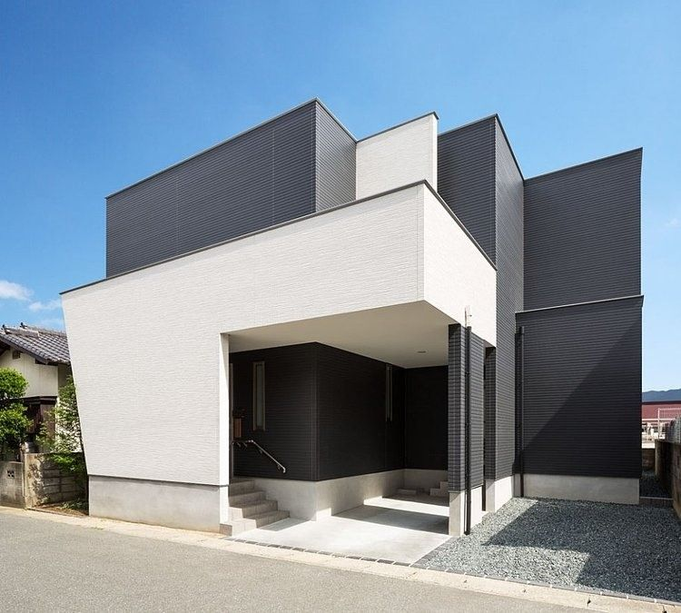 H house h by masahiko sato two storey single family residence designed building architectureresidential