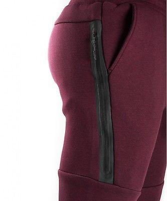 Nuevo 681 Chándal Fleece 806696 Pantalón Tech Negro 3mm Nike Hombre 86FqUwr8