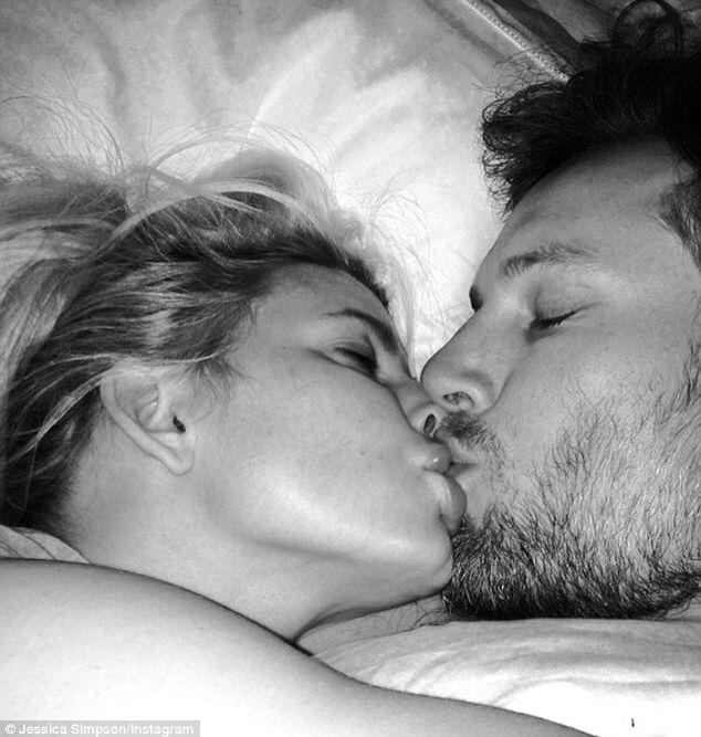 Goodnight Honey Couple Selfies Eric Johnson Romance Pictures