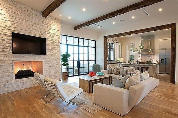 Conoc la ltima tendencia en revestimientos para paredes - Revestimientos de paredes interiores en madera ...