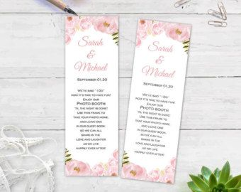 Wedding Welcome Letter Wedding Welcome Bag By Myprintablepaperie