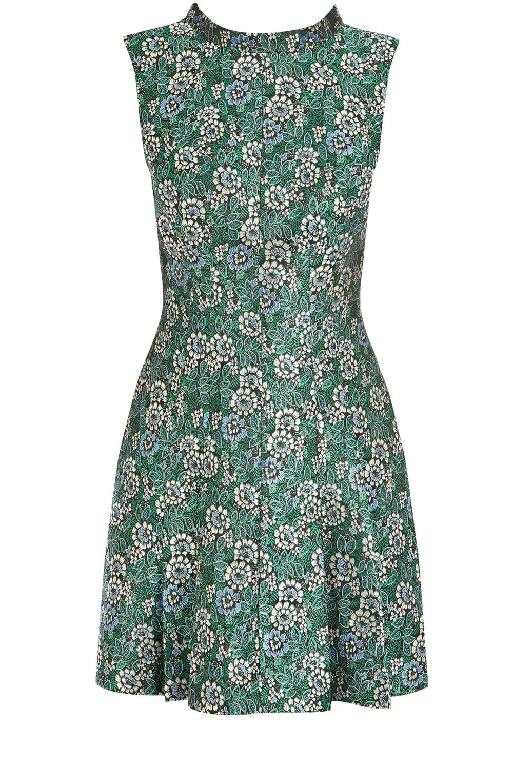 We heart the Oriental Jacquard finish to this Oasis dress #theperfectpresent