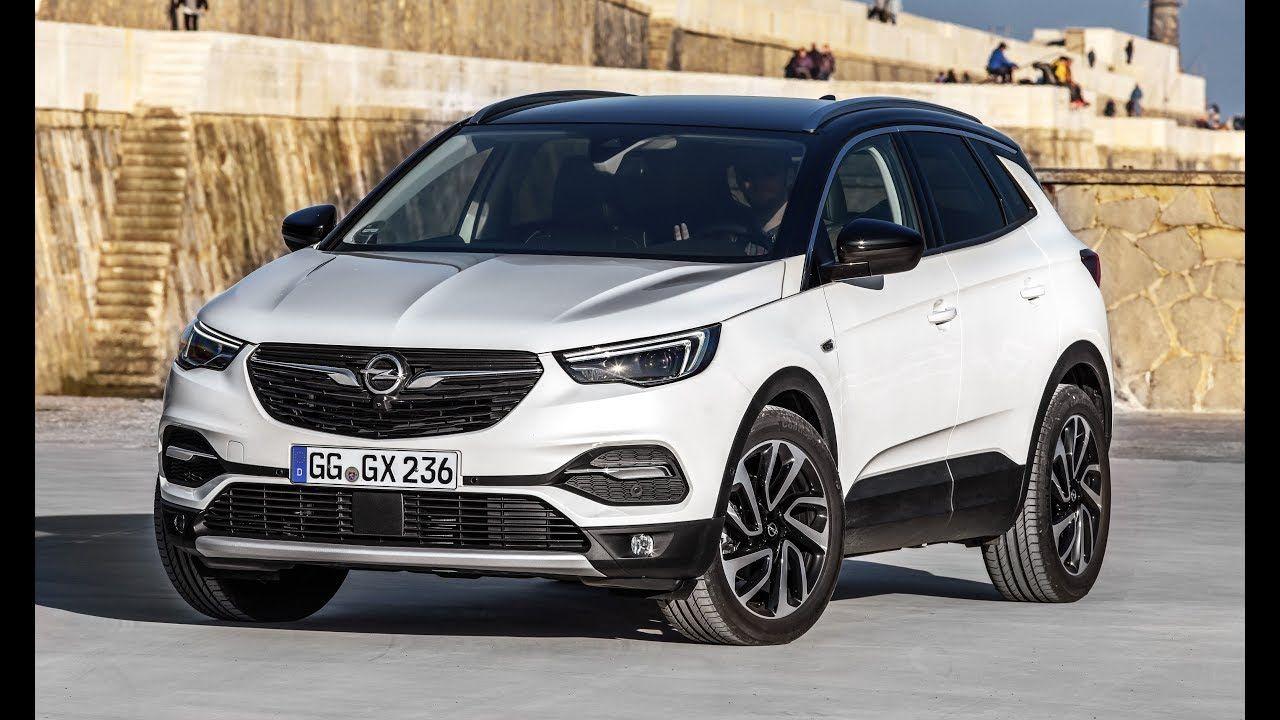 2018 Opel Grandland X Ultimate Suv Opel Motor Car