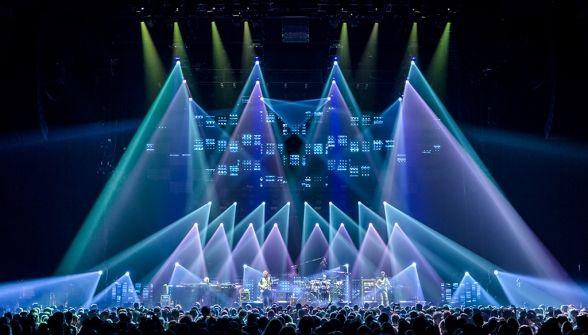 Concert Lights Stage Lighting Design Concert Stage Design
