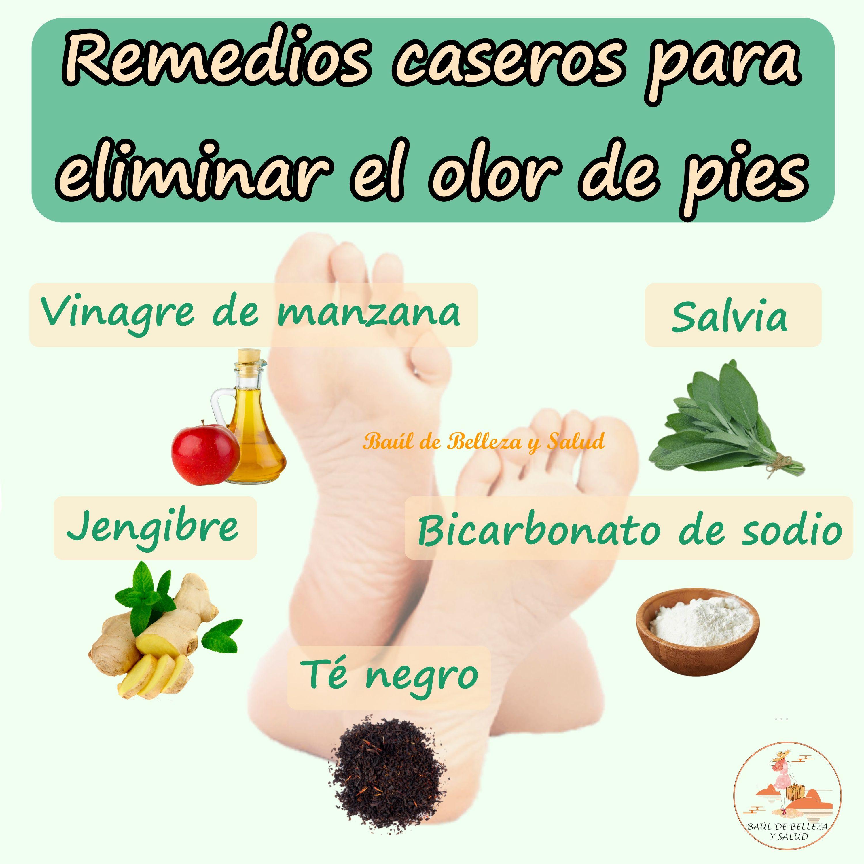 Remedios Para Eliminar El Olor De Pies Olor De Los Pies Eliminar Olor De Pies Remedios Para Pies
