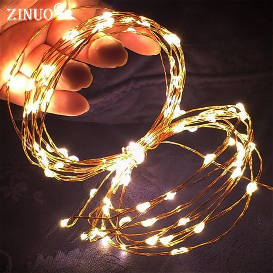 Fantasy Copper Wire Led Lights Waterproof With Images Copper Wire Led Lights Copper Wire Led Led Lights