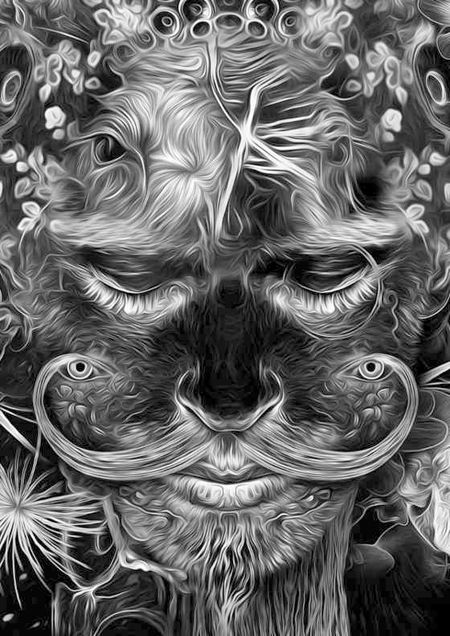 Área Visual: Las ilustraciones de Obery Nicolas