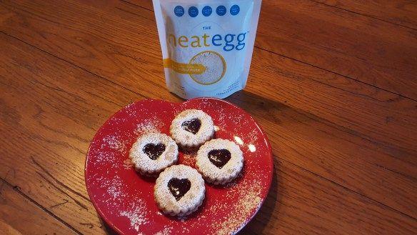 Neat Recipe - neat Linzer Tarts   #vegan