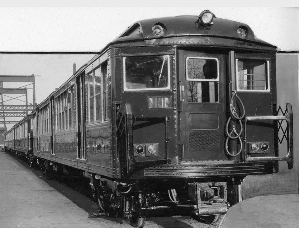 Brand New Broad Street Subway Cars 1928 Broad Streets Philadelphia History Subway