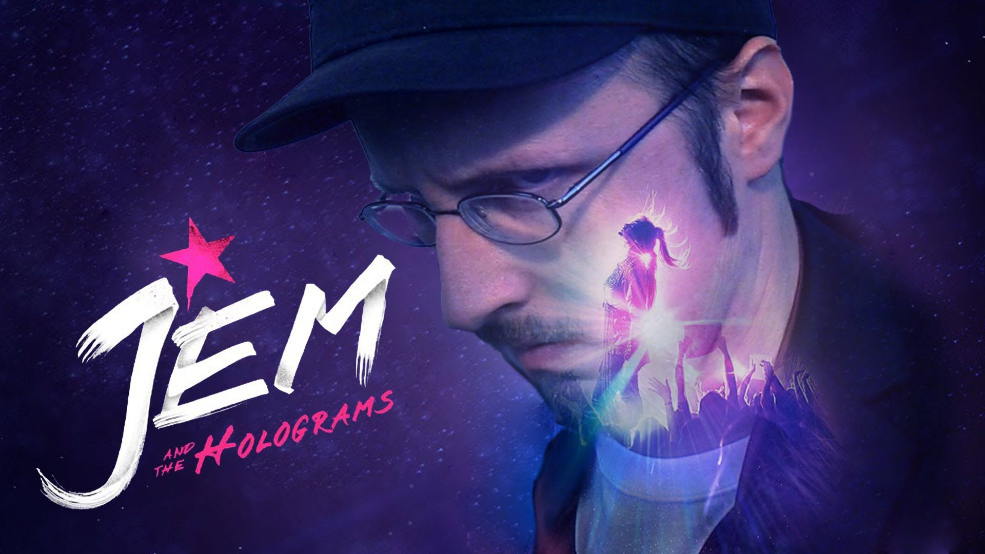 Jem and the Holograms (2015) Nostalgia Critic. YAAAAAS