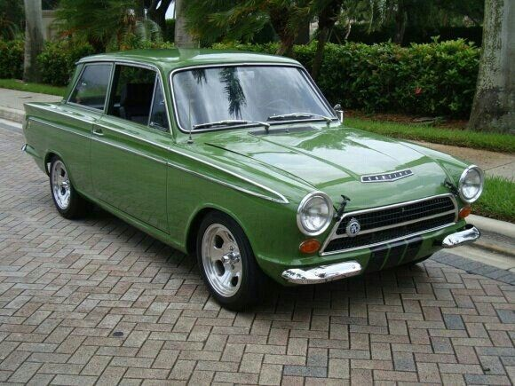 64 Cortina Gt Cars Ford Classic Cars 1964 Ford
