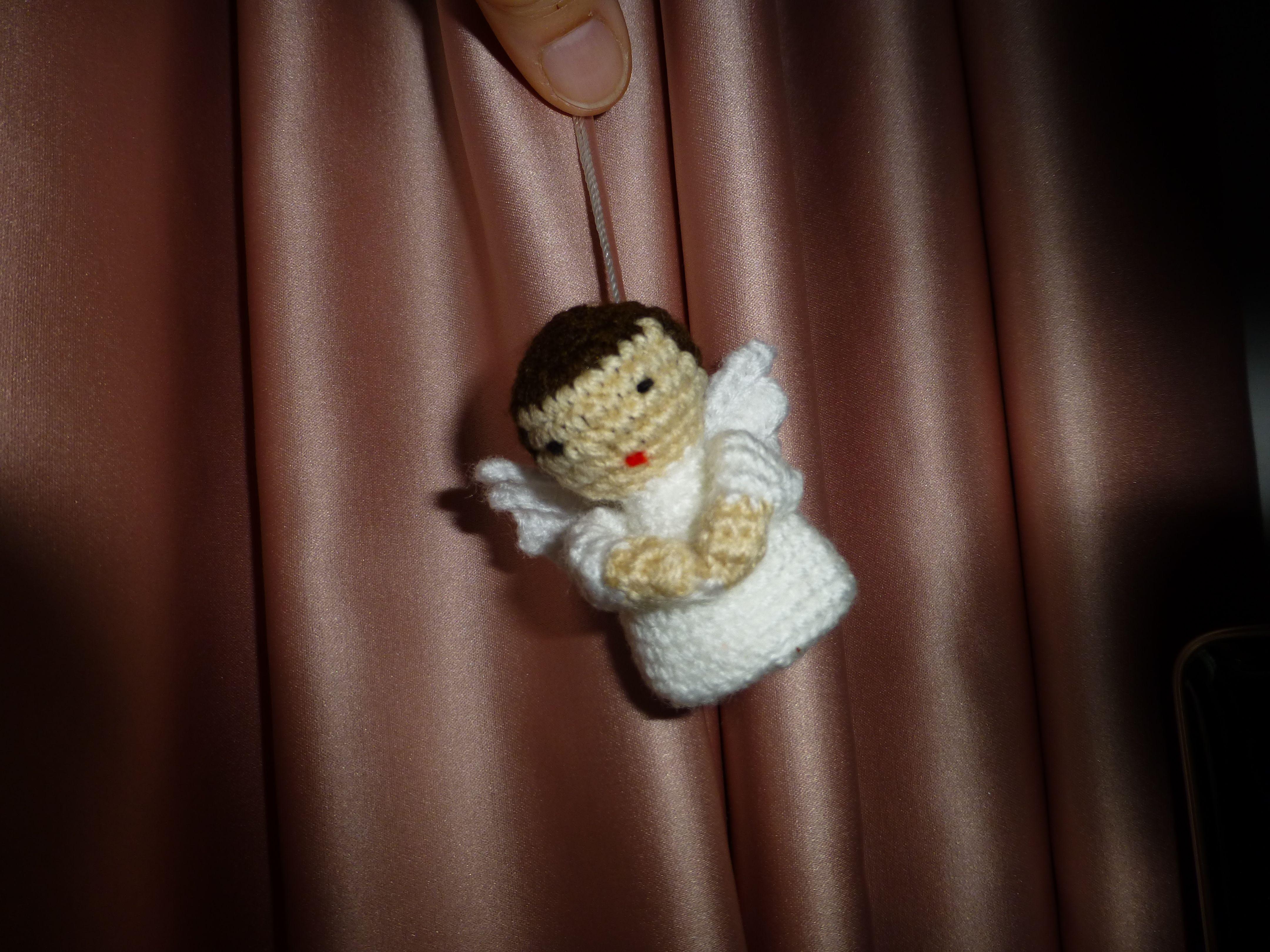 Tutorial Angioletto Amigurumi : Amigurumi crochet uncinetto angioletto facebook