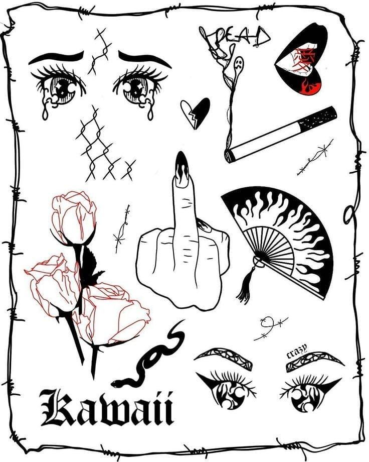 Minimal tattoo ideas I best tattoo sketches ideas I doodle tattoos