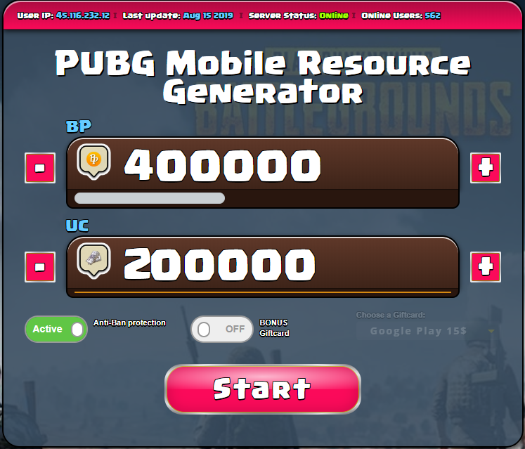 Latest Pubg Mobile Hack Generator Cheating Point Hacks Ios Games