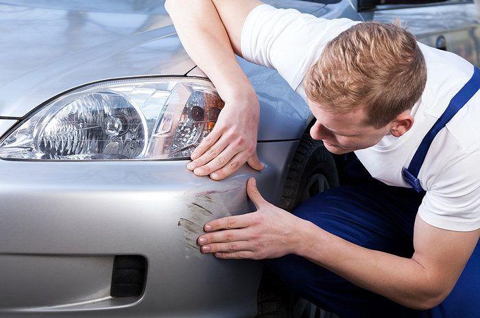 Auto Body Repair at Home