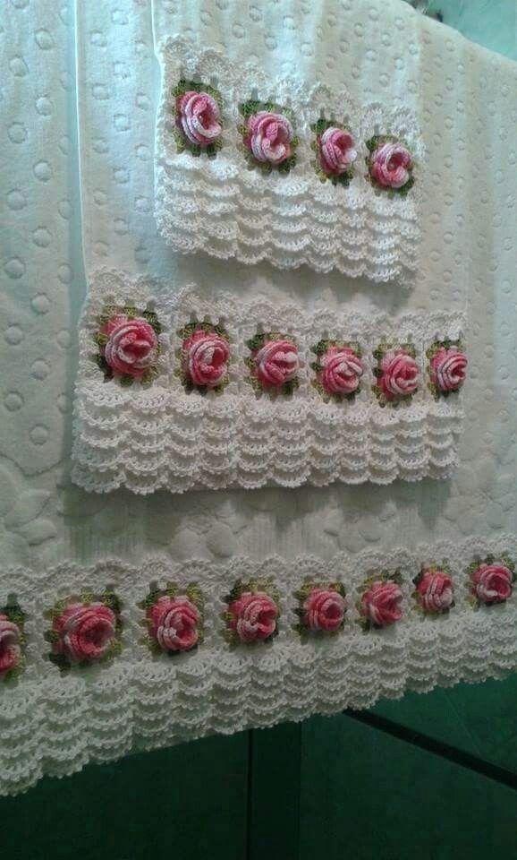 Pin von sussy linker auf Toallas | Pinterest