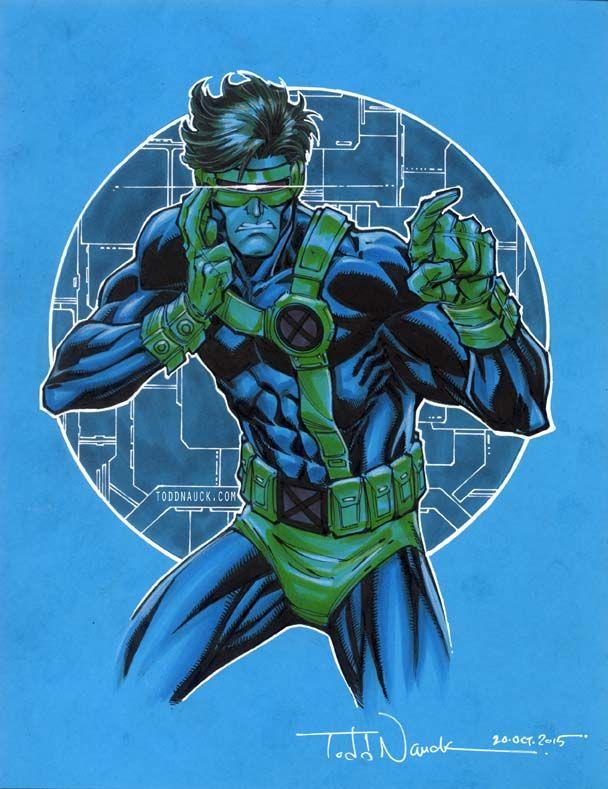 Manof2moro Cyclops Marvel Cyclops Cyclops X Men