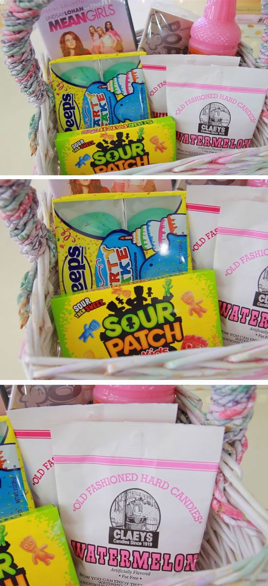 17 easy diy easter basket ideas for teens basket ideas friend 17 easy diy easter basket ideas for teens negle Choice Image