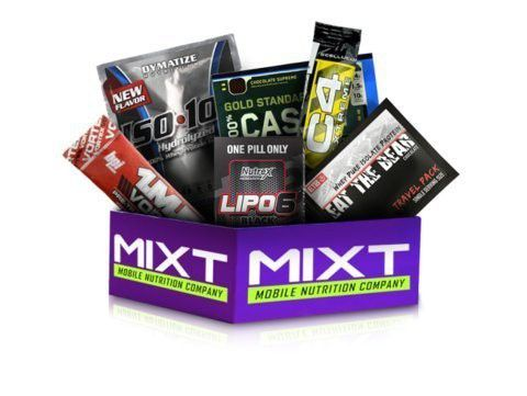 Supplement Sample Box (30 Samples) | Pre-Workout Powders ...