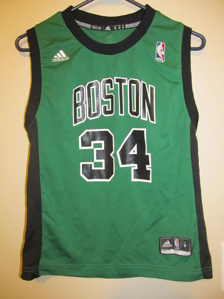 Paul Pierce - Boston Celtics jersey - Adidas youth medium  adidas   BostonCeltics d99f94fc6