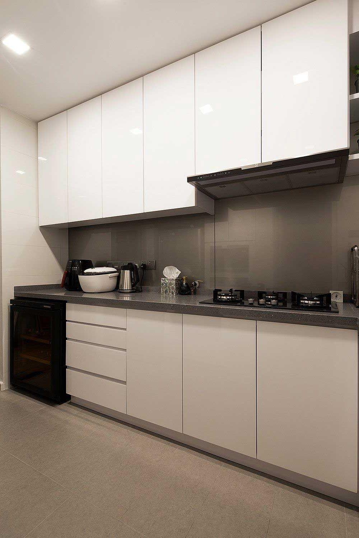 Small Kitchen Design Malaysia Small Kitchen Cabinet Design Kitchen Cabinet Design Minimalist Small Kitchens