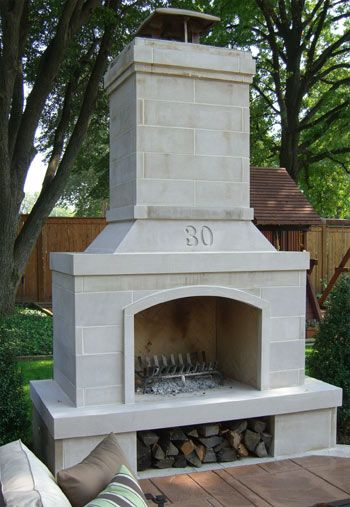 Outdoor Fireplace Kits Image By Josslyn Macke On Outside Decor