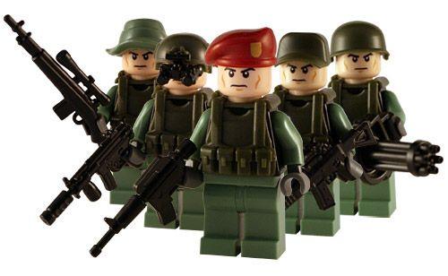 Lego Army Guys Lego Lego Army Lego Military Lego