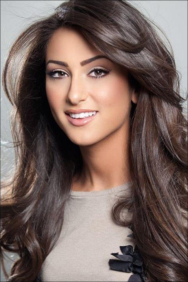 brown eyes fair skin best hair color | Brown Hair Brown ...