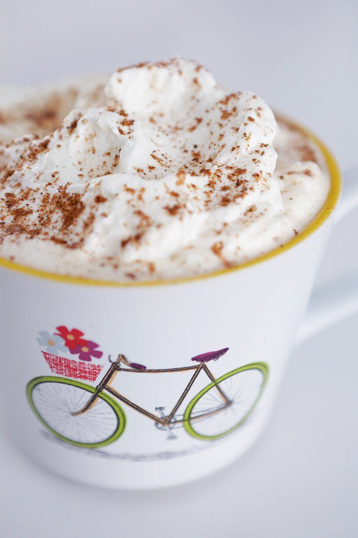Dare we say this homemade pumpkin spice latte is better than the original?