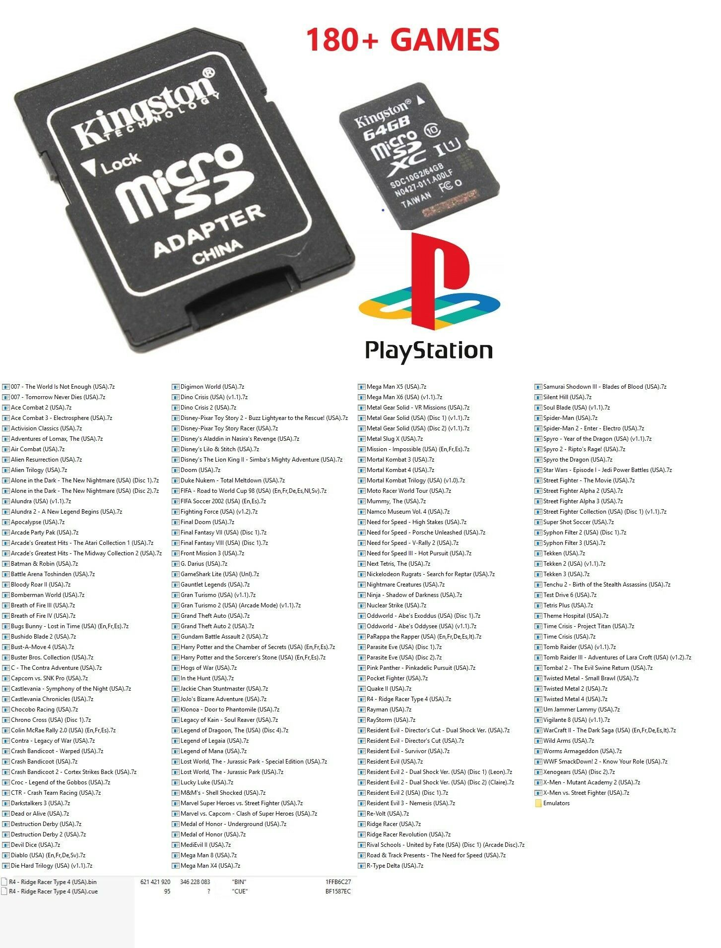 Memory Cards and Expansion Packs 117045: Sd Card 64Gb With
