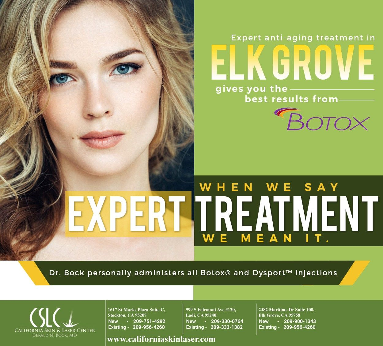 At California Skin And Laser Center We Believe You Shouldn T Have