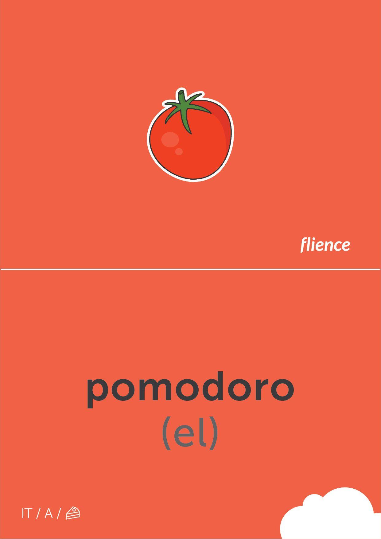 Pin On Italian Flashcards