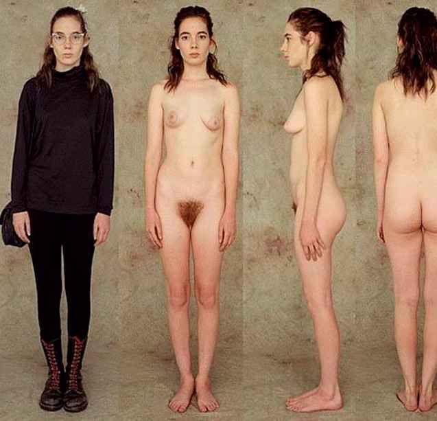 nude big tits top model