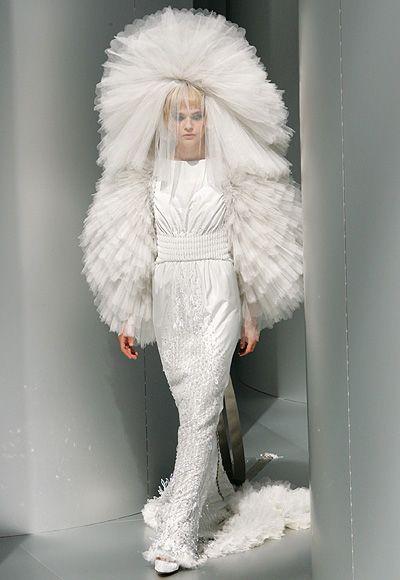 Chanel Bride 2009 Haute Couture Collection « Fashionbride's Weblog