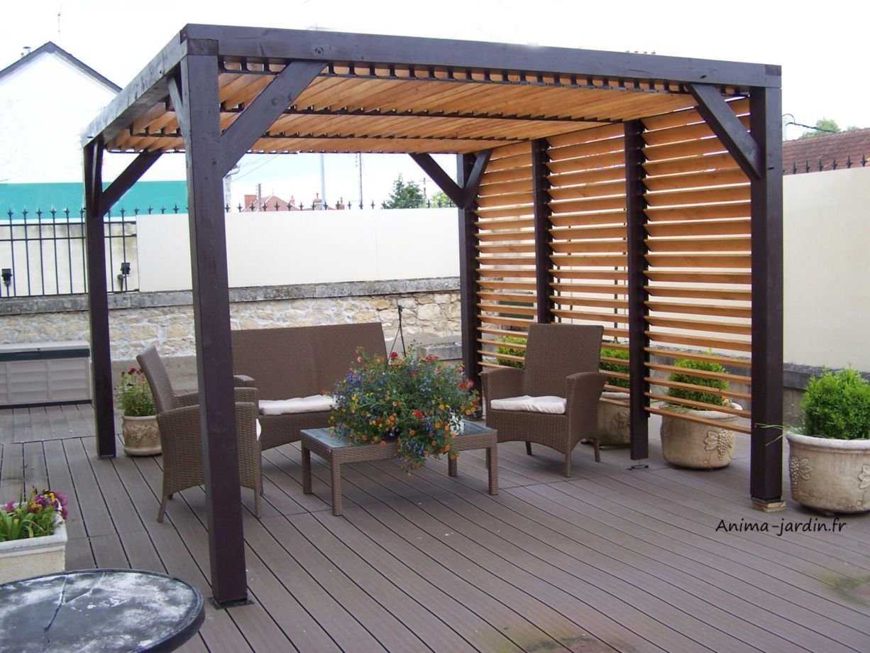 Dach Für Pergola pergola designs