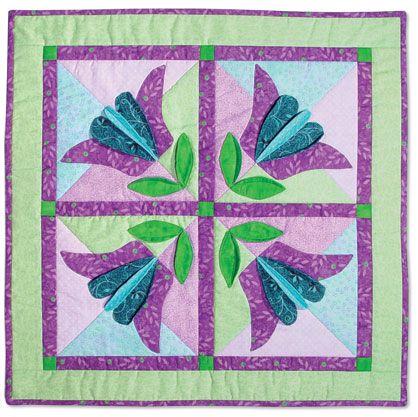 applique quilts   applique pattern block layout stitching diagram ... : applique quilt patterns flowers - Adamdwight.com