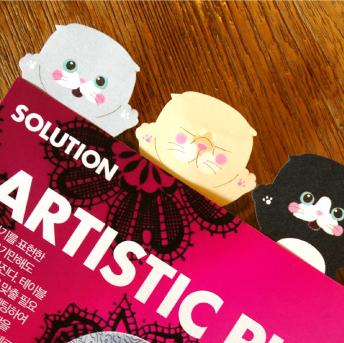 Baby Cat Sticky Note Set
