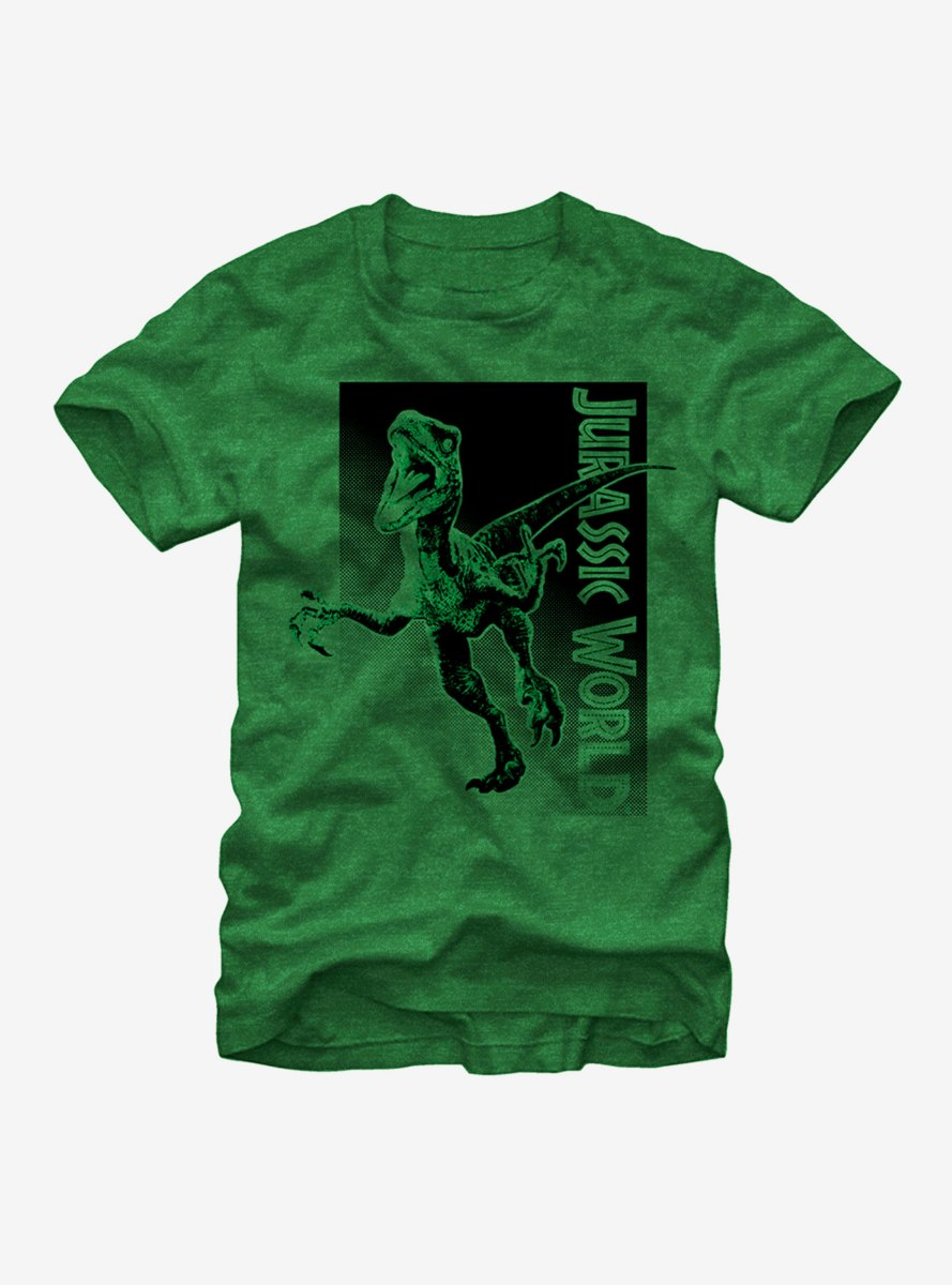 a25b0935 Jurassic World Velociraptor Attack T-Shirt in 2019   Products ...
