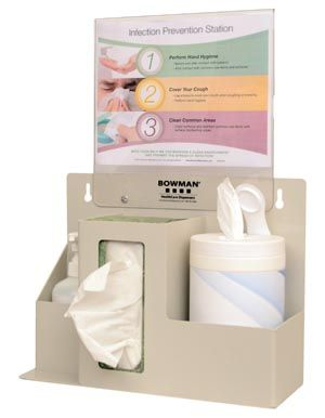 Bowman Manufacturing Company Ed 097 Infection Prevention