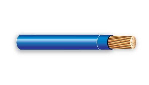 175 4 Awg Thhn Blue Copper Wire Thwn Cable By Colonial 192 50 Applications General Purpose Building Wire For Servi Blue And Copper Cable Tray Color Coding