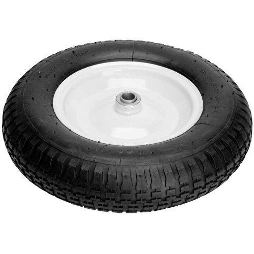 Teksupply 100756 Ezhaul Replacement Wheel 4 In X 10 In 400 x 300