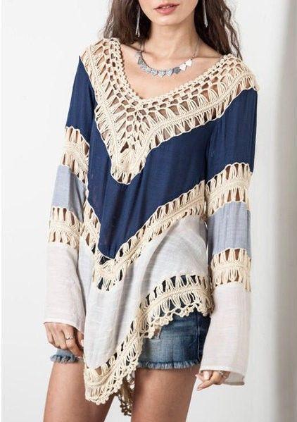 V-Neck Knitwear