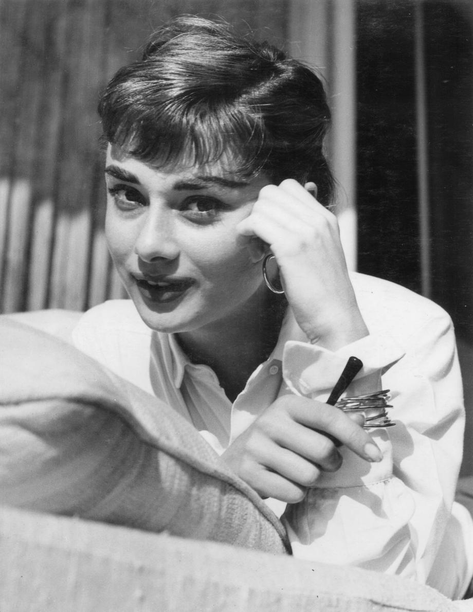 pictures Audrey Hepburn (1929?993 (born in Ixelles, Belgium)