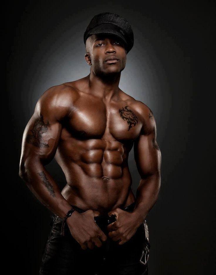 Free sexy black man pic