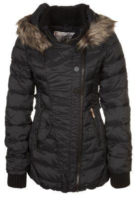 Mit dieser schwarzen Jacke kann der Winter kommen. khujo Winterjacke - black für 169,95 € (14.11.14) versandkostenfrei bei Zalando bestellen.