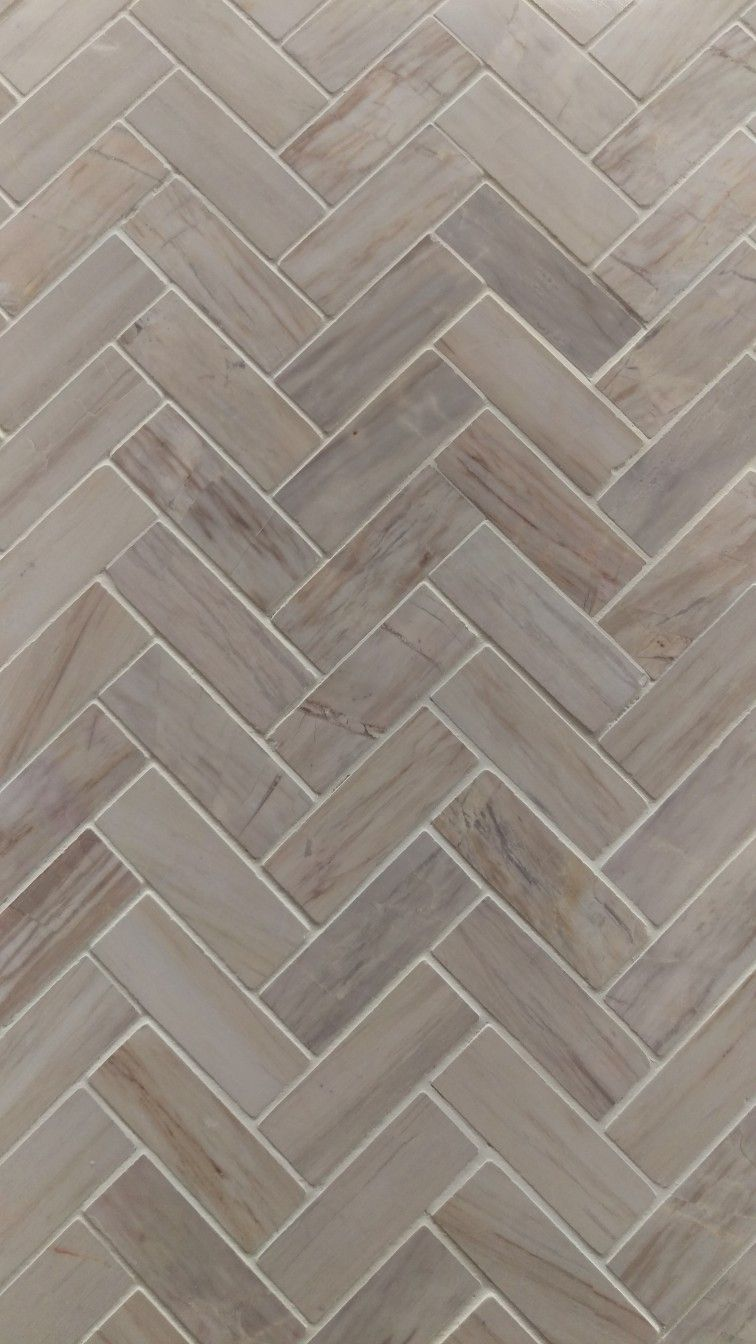 Angora Herringbone Tile From Home Depot Tile Home